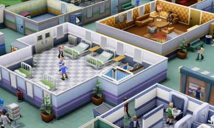 Two Point Hospital Gameplay Reveal Video