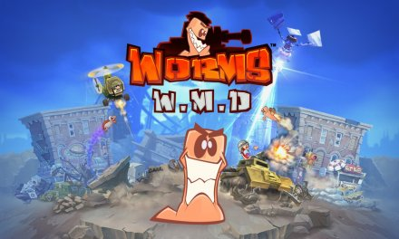 Worms W.M.D Gets A New Update on Switch