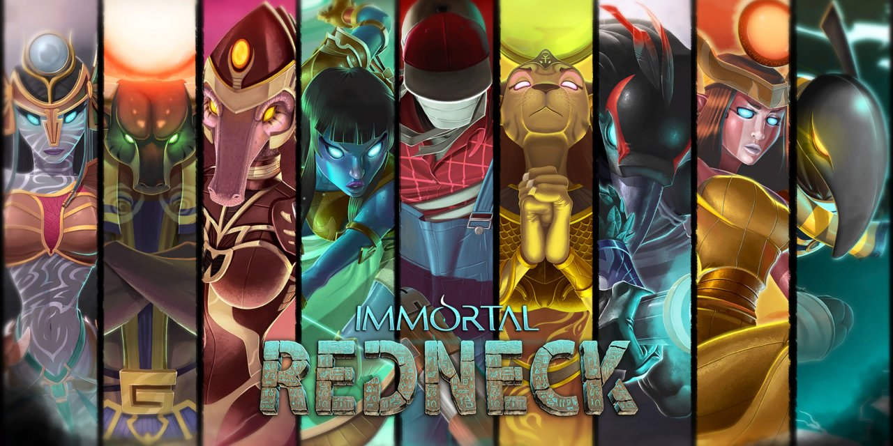 Review – Immortal Redneck (PS4)