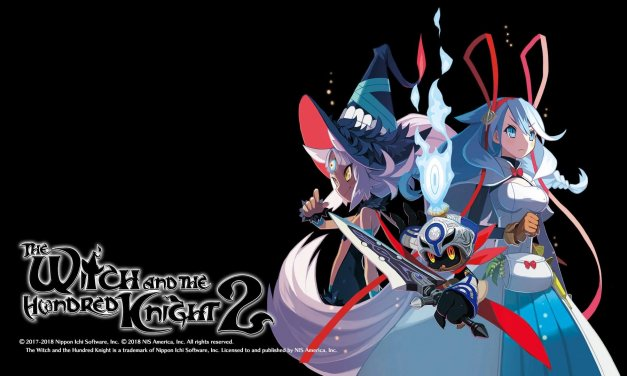 Review – The Witch and the Hundred Knight 2 (PS4)