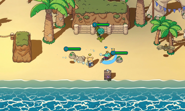 The Swords of Ditto Arrives Next Month
