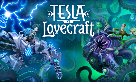Review – Tesla vs Lovecraft