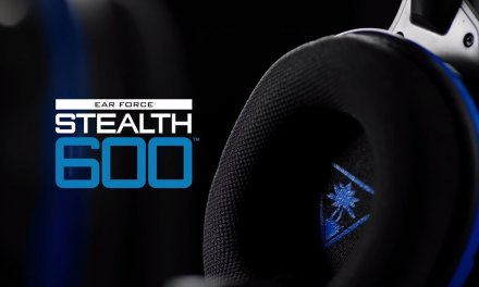 Review – Turtle Beach Ear Force Stealth 600 Headset