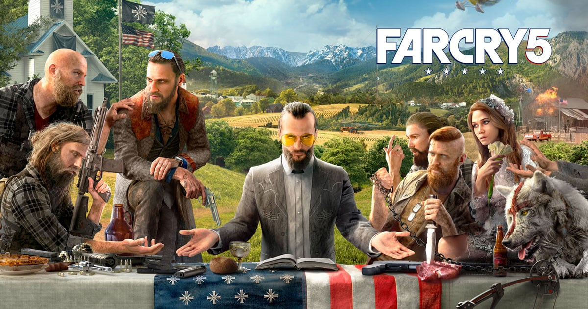 Review – Far Cry 5 (Xbox One)