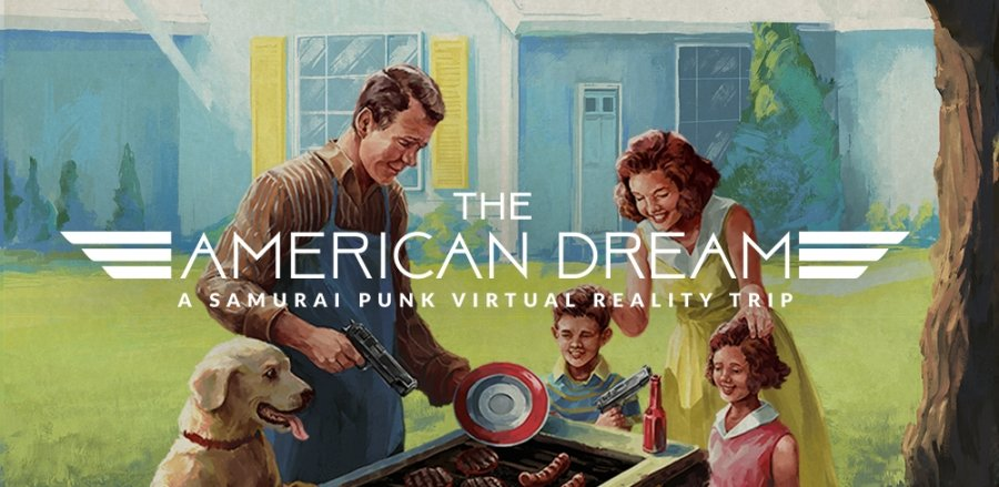 Review – The American Dream (PSVR)