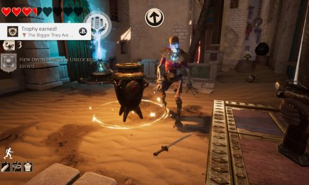 Review – City of Brass (PS4)