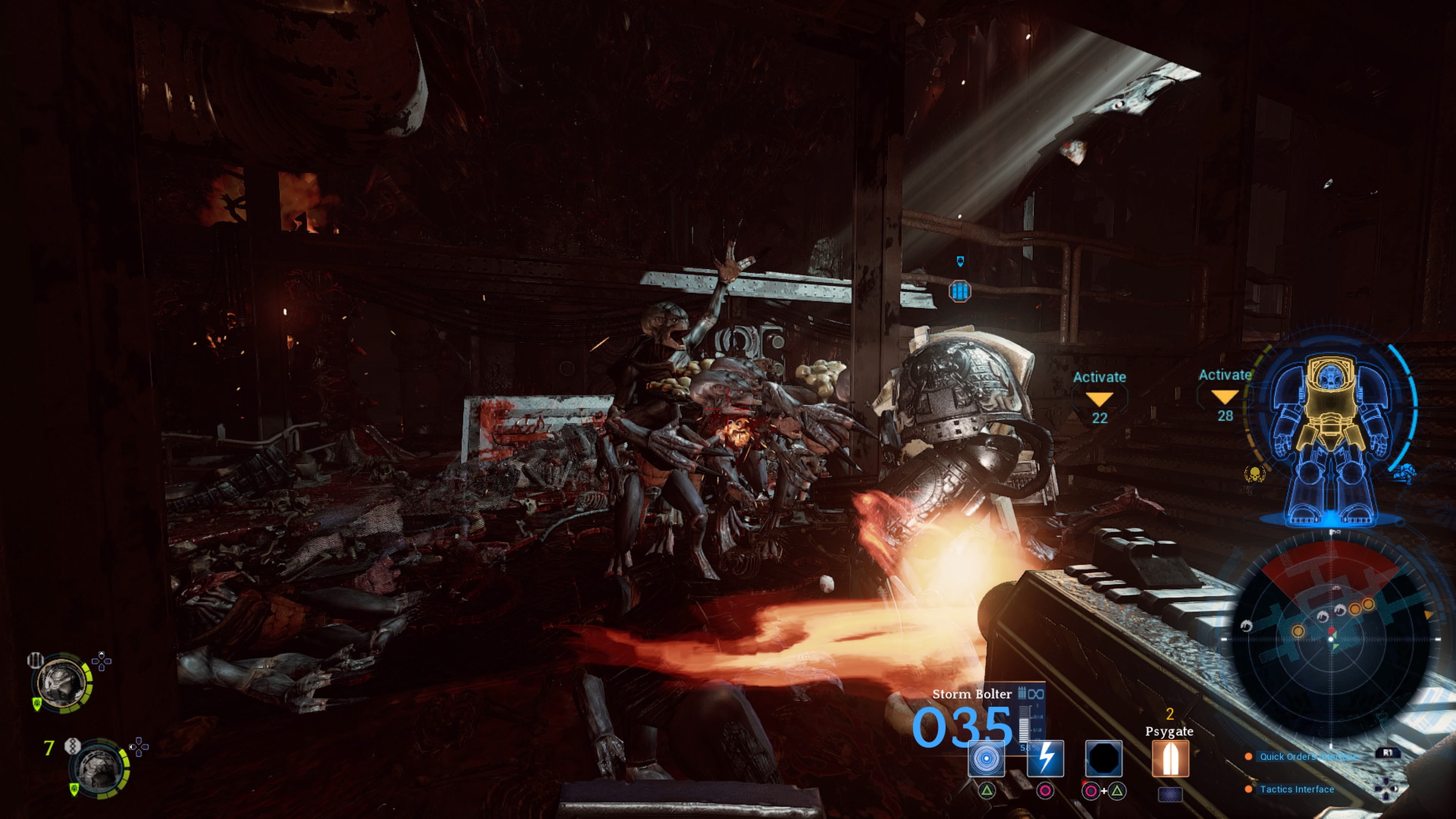 Game Hype - Space Hulk: Deathwing