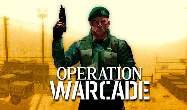 Review – Operation Warcade