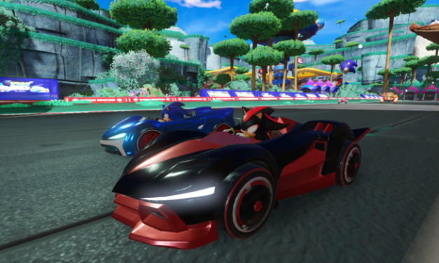 Team Sonic Racing Gets New SuperSonic Beat