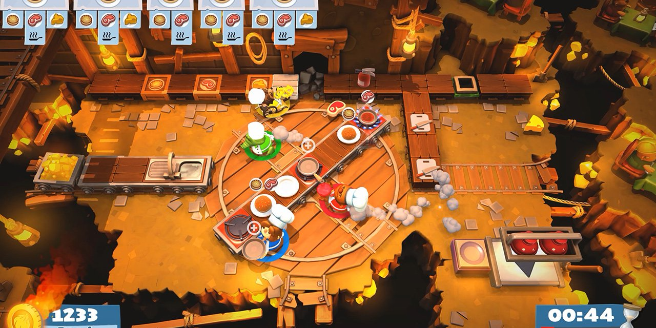 Overcooked 2 Being Prepared For August Release