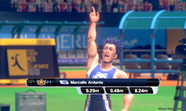 Konami Announce Hyper Sports R