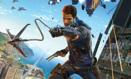 Square Enix Announce Just Cause 4