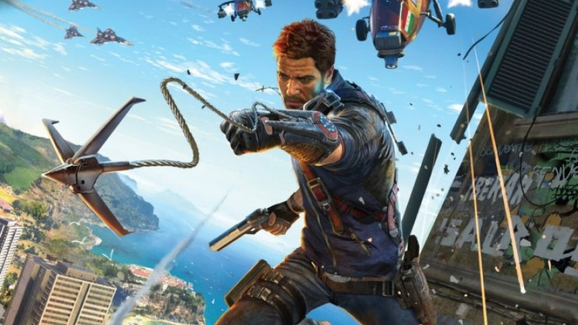 Just Cause 4 'Tornado' Gameplay Reveal Video
