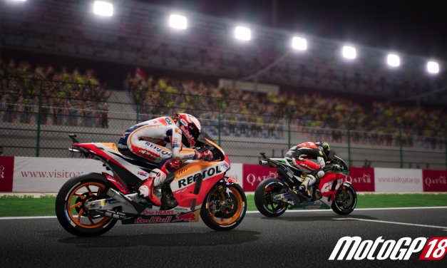 Review – MotoGP 2018 (Xbox One)