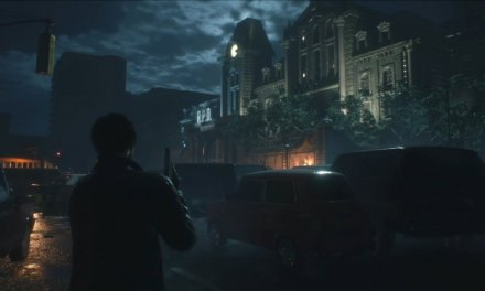 Capcom Show Off The Resident Evil 2 Remake!