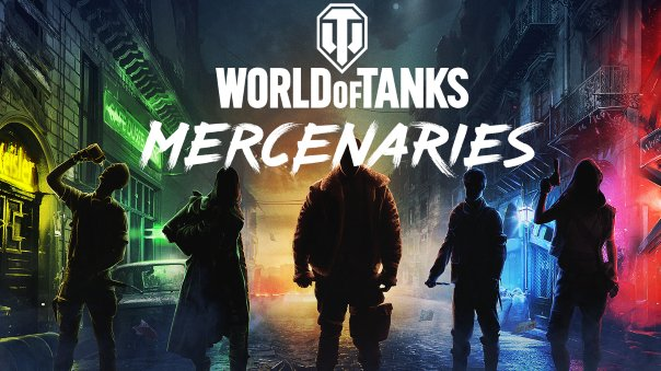 World of Tanks: Mercenaries – An Interview with Darold Higa