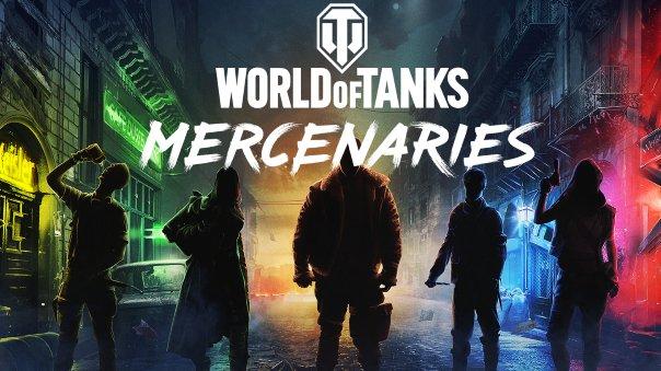 World of Tanks: Mercenaries – An Interview with Darold Higa