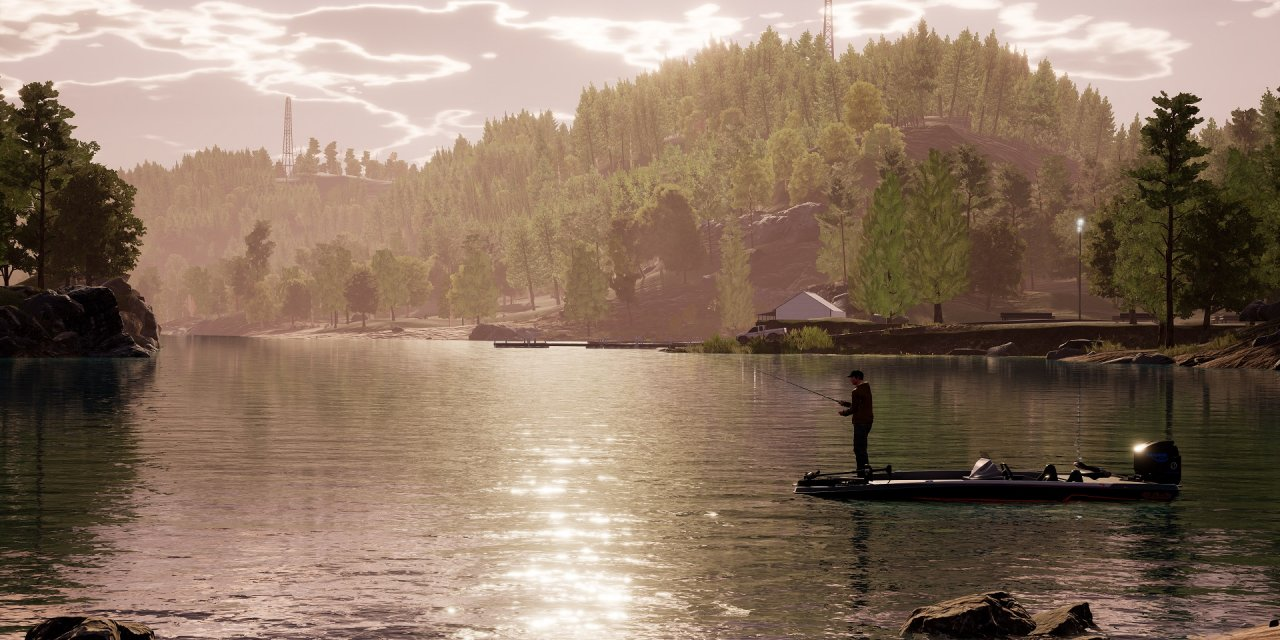 Fishing Sim World Announced