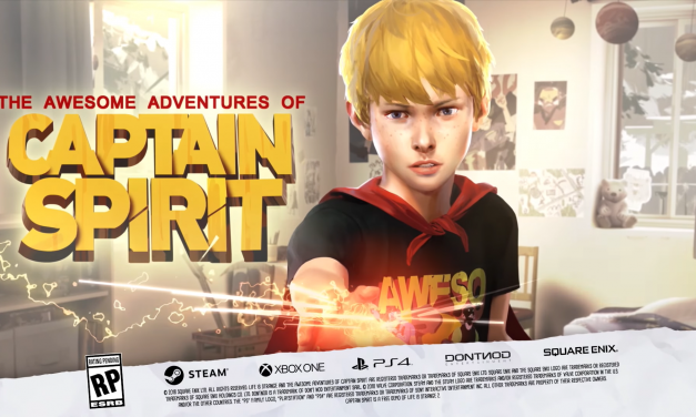 Review – The Awesome Adventures of Captain Spirit