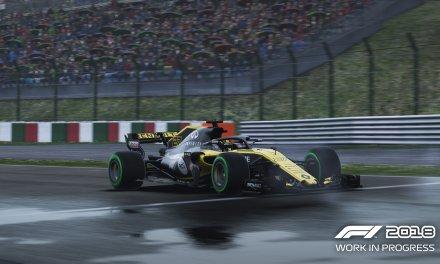 F1 2018 Trailer Shows Off Stunning Visuals