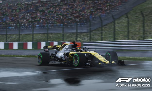 F1 2018 Trailer Shows Off Stunning Visuals