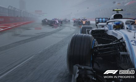 F1 2018 – Hands On Preview
