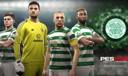 PES 2019 Adds Celtic To Partner Club Roster