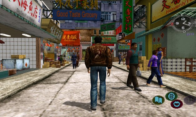 Shenmue I & II 'Return to Dobuita Street' Video