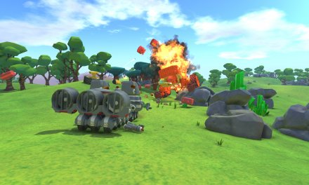 TerraTech Getting Console Release Next Month
