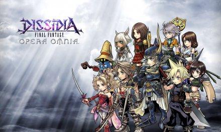 Dissidia Final Fantasy Opera Omnia Brings in Summer!