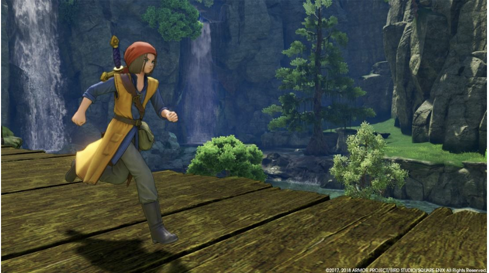 Dragon Quest VIII Costume Comes to Dragon Quest XI