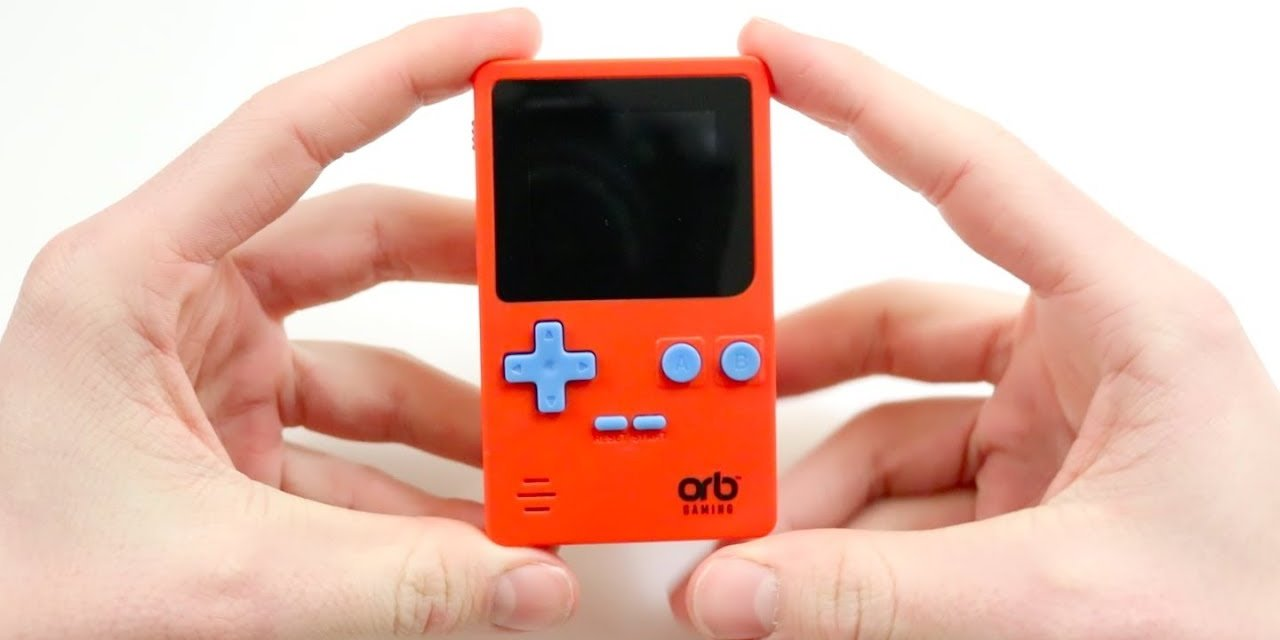 Review – Orb 8-Bit Handheld