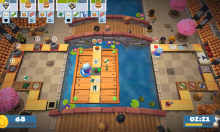 Overcooked 2 Cooks Up a Launch Trailer