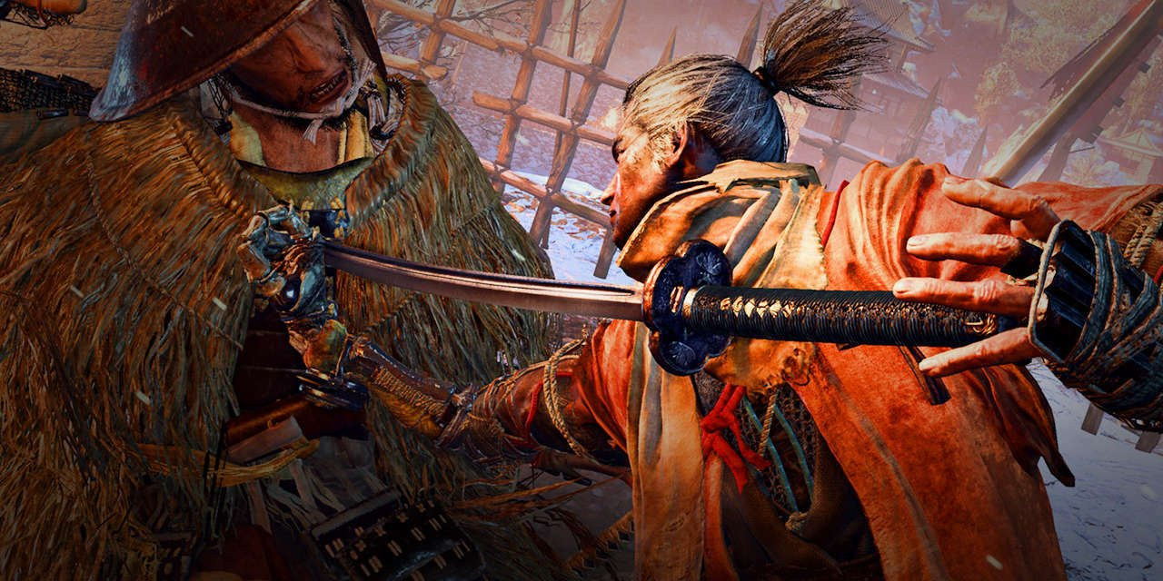 Sekiro: Shadows Die Twice Release Date Announced