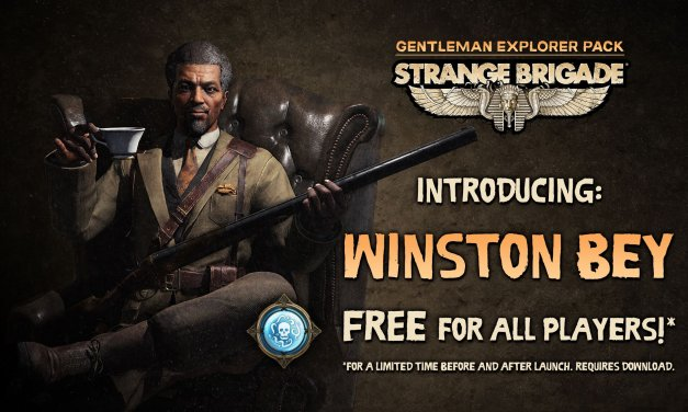 Strange Brigade Brings in 5th Free Character at Launch