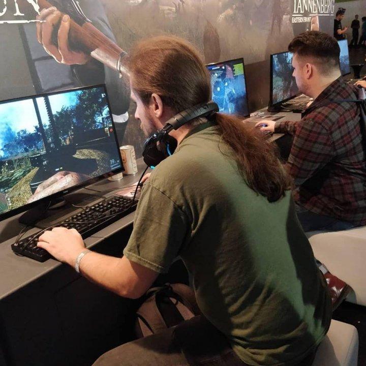 Game Hype - EGX 2018