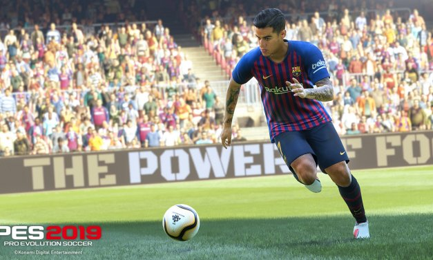 Review – PES 2019 (PS4)