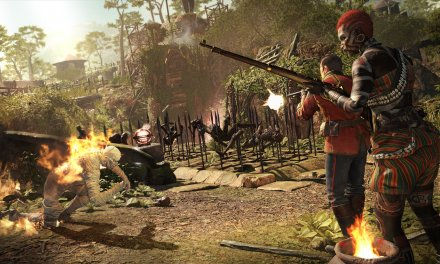 Strange Brigade Gets Photo Mode + Extreme Difficulty Update