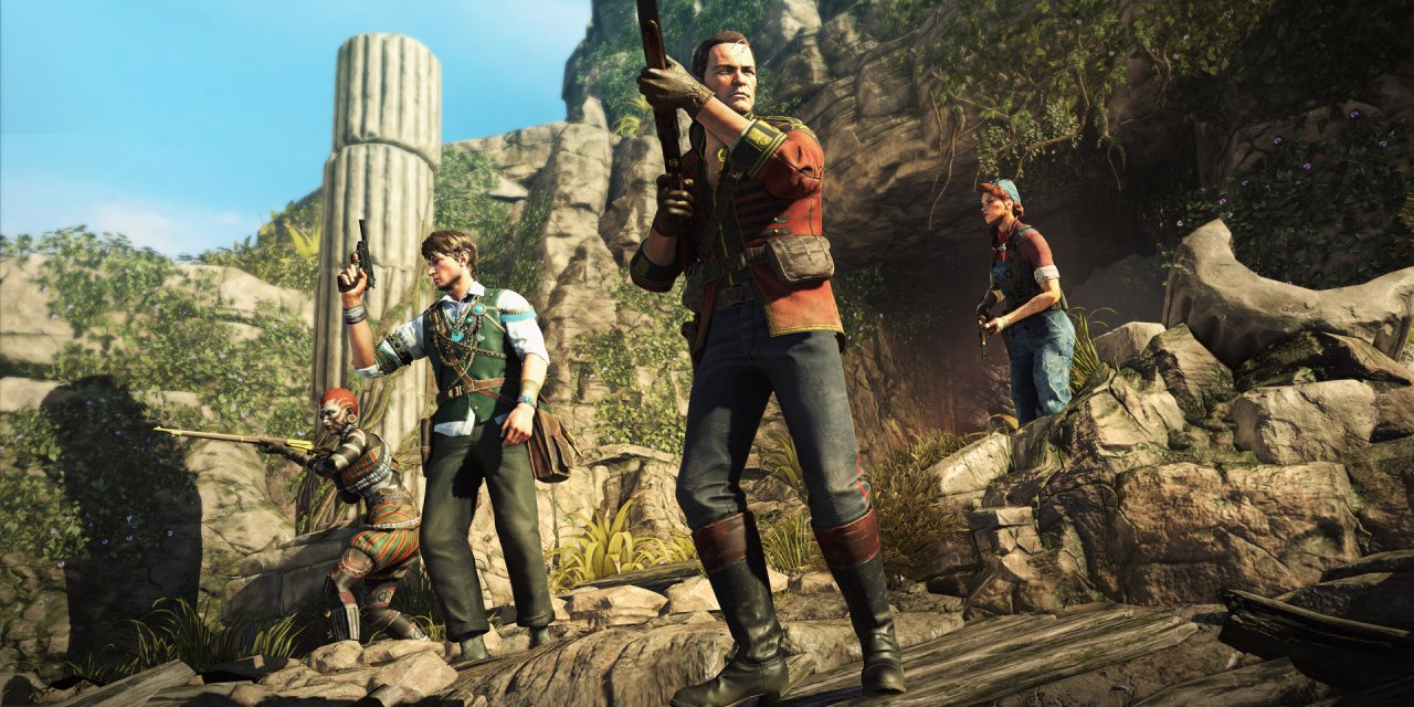 Review – Strange Brigade (PS4)