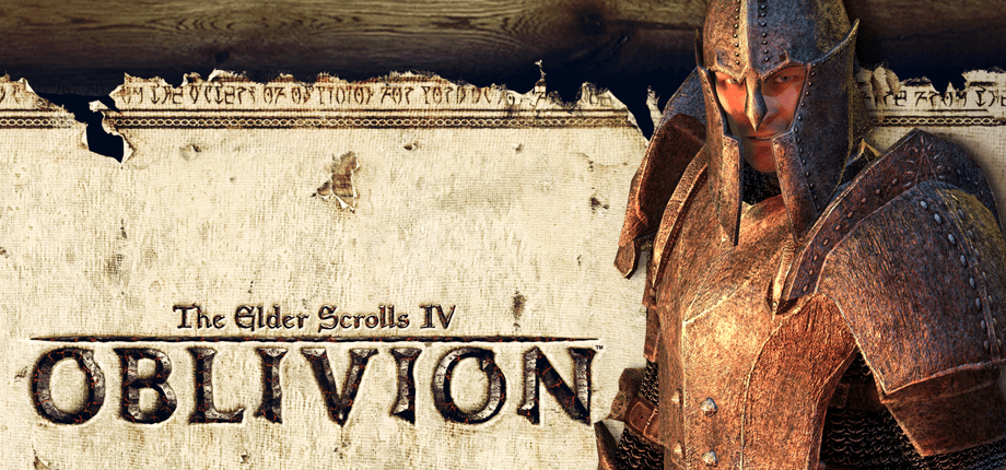 Retrogame – The Elder Scrolls IV: Oblivion