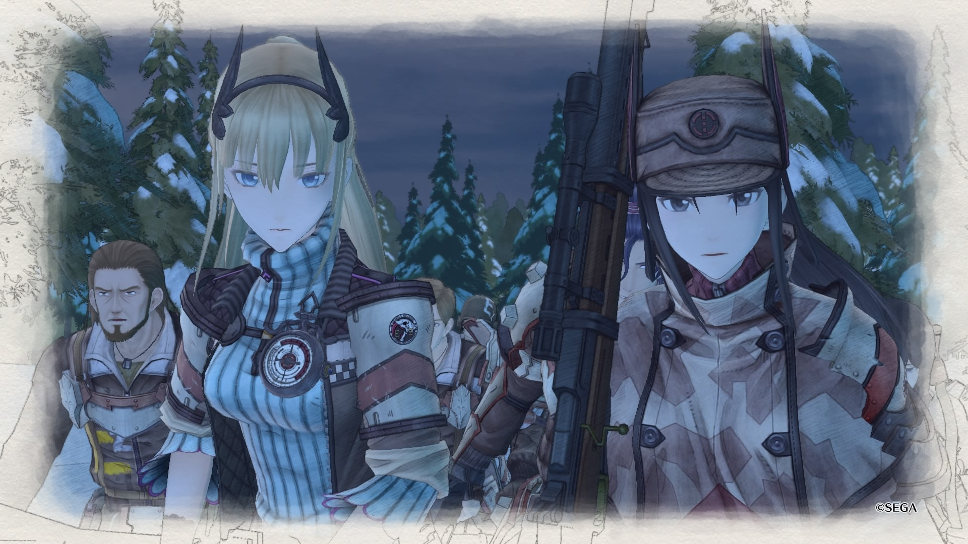 Valkyria Chronicles 4 Free chronicles Download (ALL DLC) « igggames