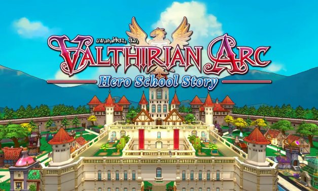 Review – Valthirian Arc Hero: School Story (PS4)