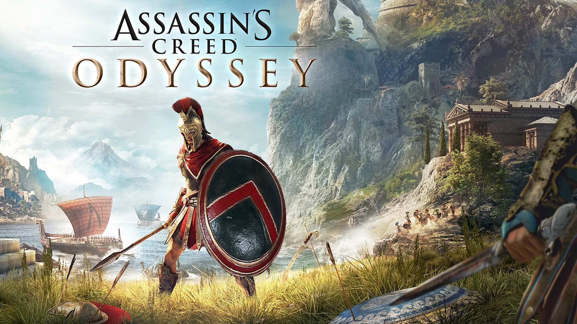 Review Assassins Creed Odyssey Game Hype