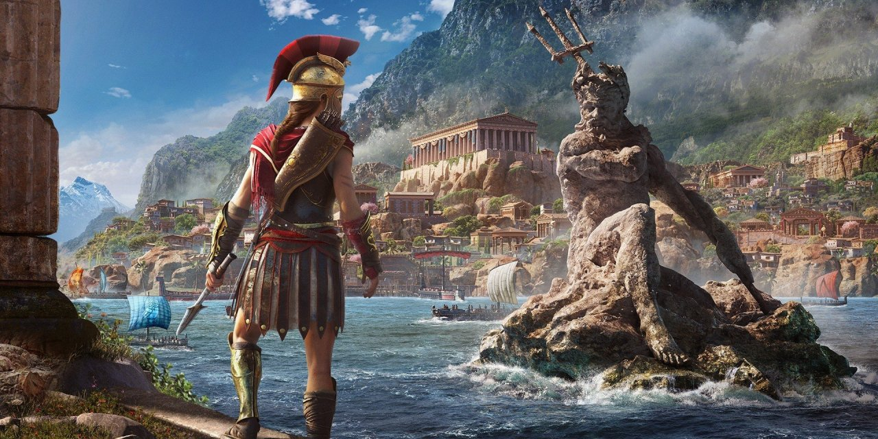 Assassin's Creed Odyssey 'Accolades' Trailer