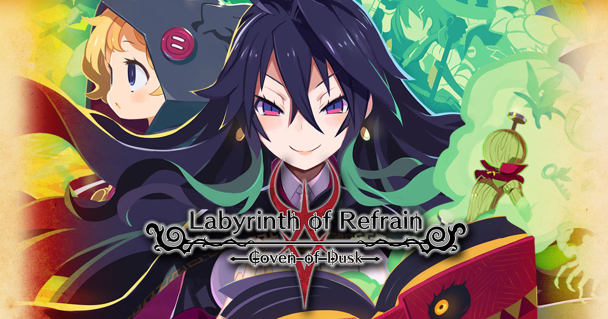 Review – Labyrinth of Refrain: Coven of Dusk (PS4)