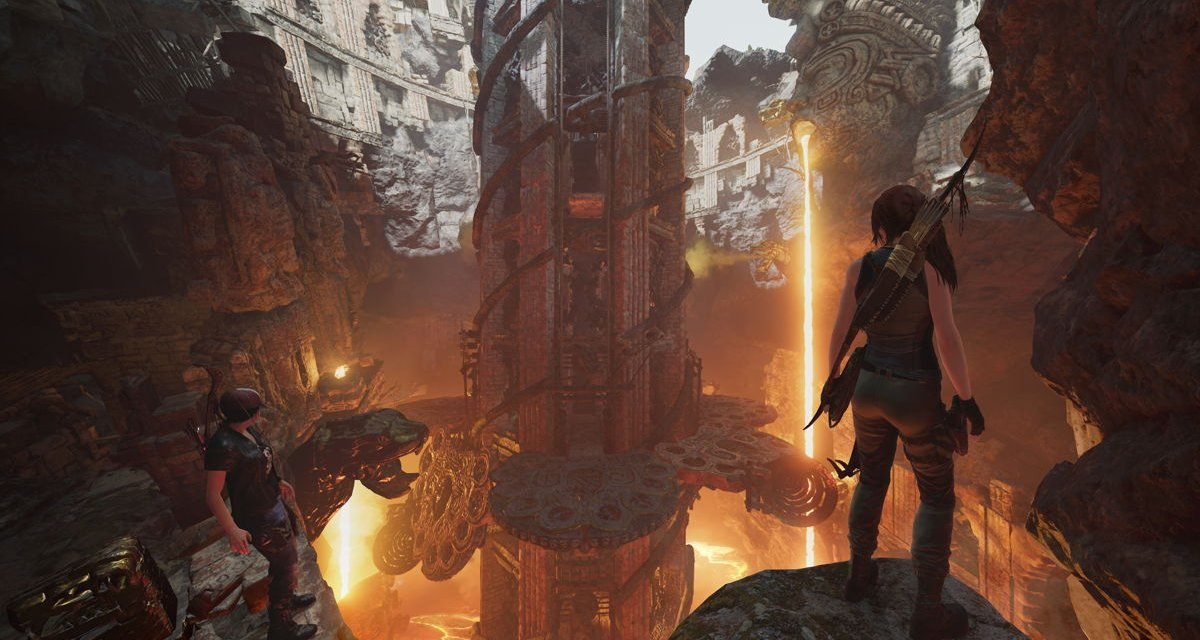 Shadow of the Tomb Raider 'The Forge' DLC Revealed