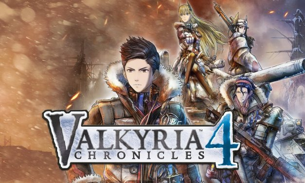 Review – Valkyria Chronicles 4