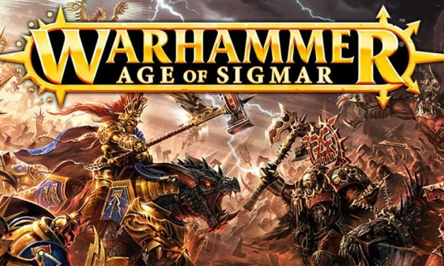 Warhammer Age of Sigmar Champions First Look
