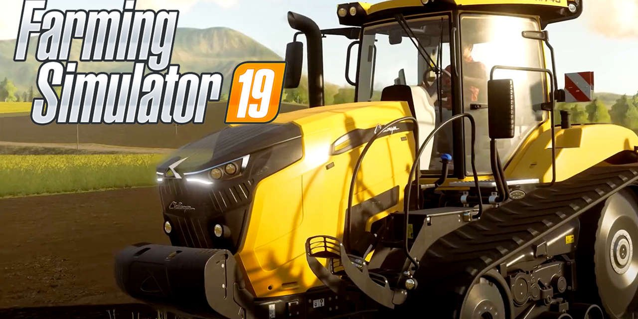 Farming Simulator 19 Launch Trailer