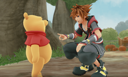 Kingdom Hearts III Confirm Winnie the Pooh Franchise!